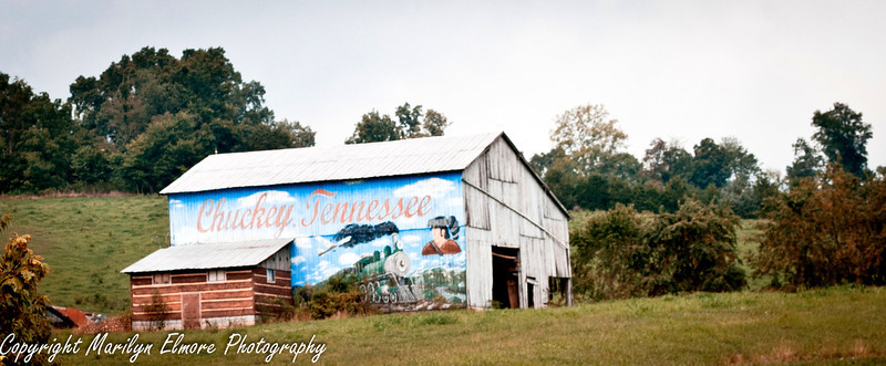 BARN IN CHUCKEY TENNESSEE